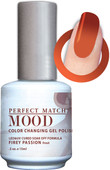 LeChat Mood Color Changing Gel Polish - MPMG28 Firey Passion