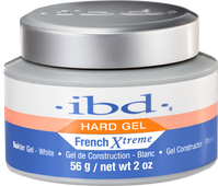 IBD Hard Gel French Xtreme - Builder Gel - White 2 oz