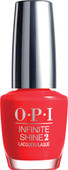 OPI Infinite Shine - #ISL08 - UNREPENTANTLY RED .5 oz