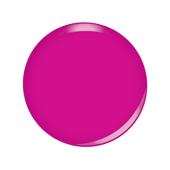 Kiara Sky Gel + Lacquer - G422 Pink Lipstick