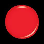 Kiara Sky Gel + Lacquer - G424 I'm Not RED-E Yet