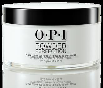 30 Off Opi Dipping Powders Dp001 Clear Color Set Powder 4 25 Oz Princess Nail Supply