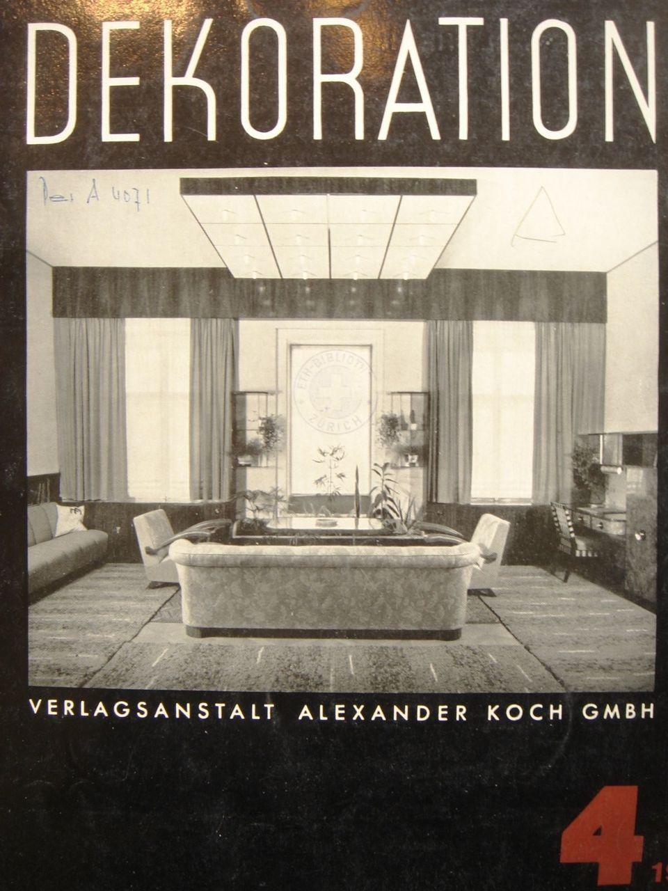 MidCentury Modern Interior Decor INNEN DEKORATION Das Behagliche ...