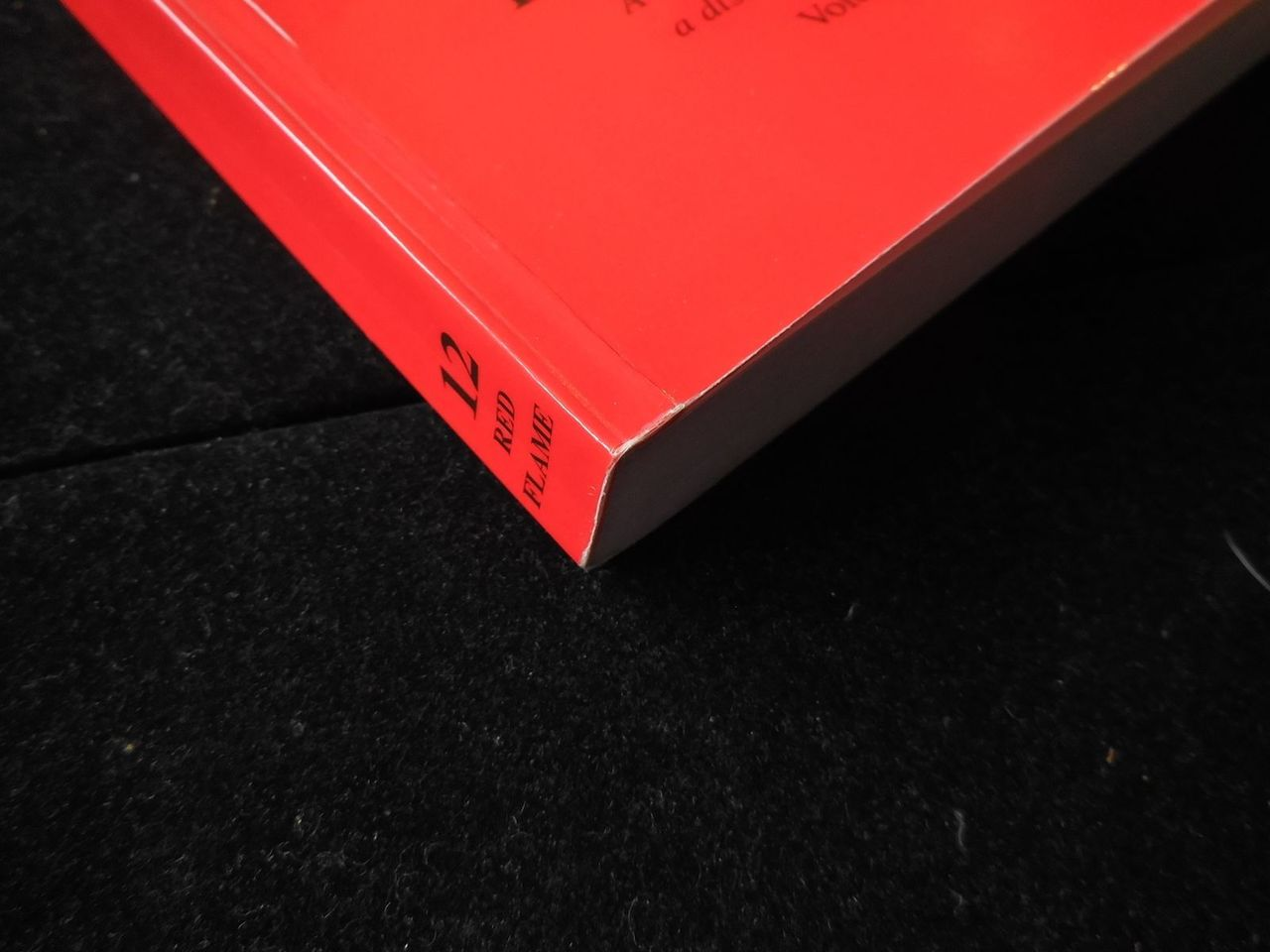 RED FLAME 12: GRADY LOUIS MCMURTY's biography SIGNED Crowley OTO Thelema occult