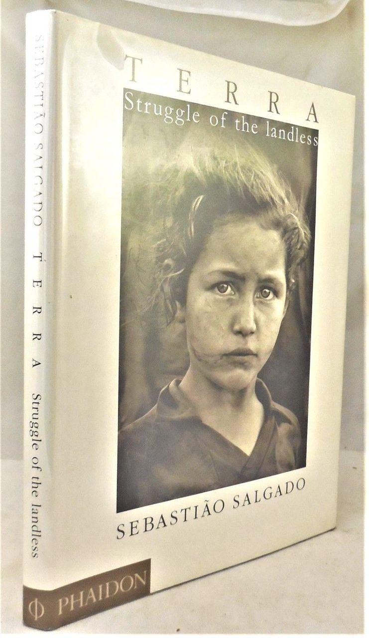 TERRA: STRUGGLE OF THE LANDLESS Sebastiao Salgado 1997 Signed 1st Ed photography