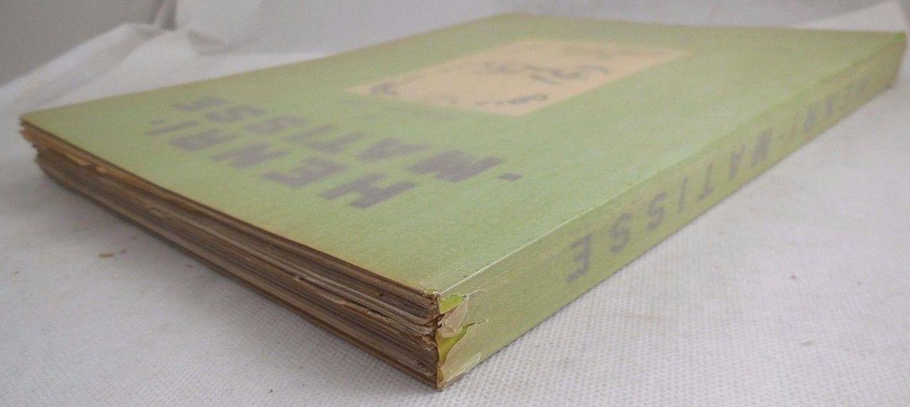 HENRI MATISSE, by Roger Fry - 1930 [French Ltd Ed, 178/650]
