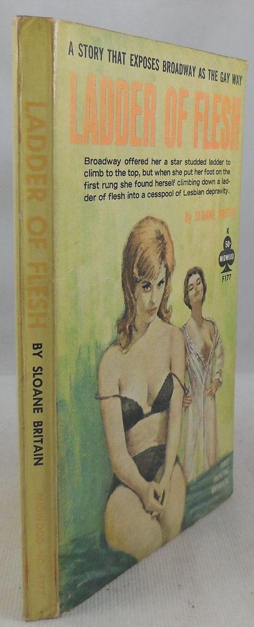 LADDER OF FLESH, by Sloane Britain - 1962