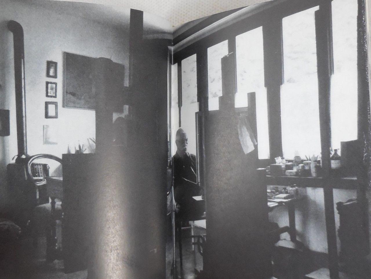 RACCONTO DI UN PITTORE: ANTONIO CALDERARA, by Giorgio Lucini - 1969