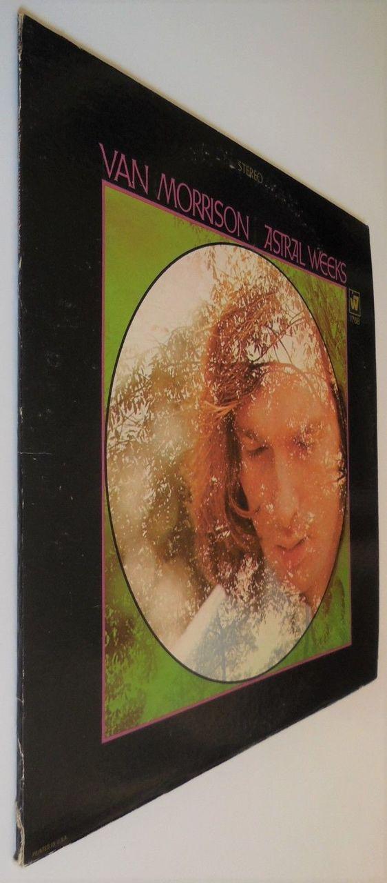LP: Van Morrison - ASTRAL WEEKS - 1969