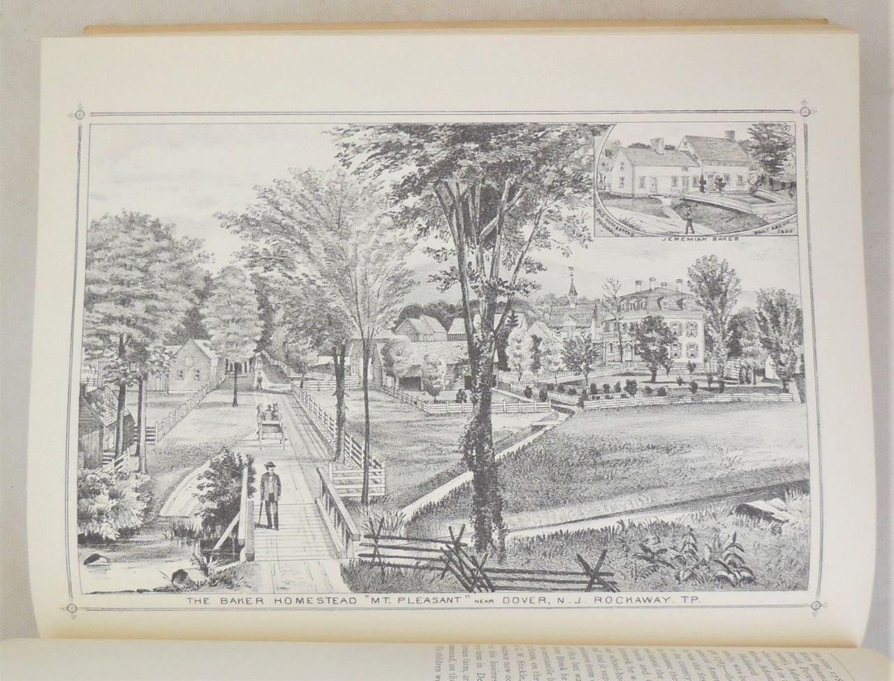 HISTORY OF MORRIS COUNTY, NJ (1739-1882) - 1882