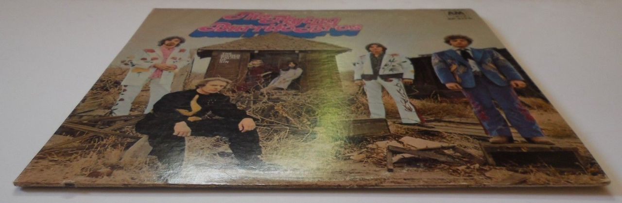 LP: The Flying Burrito Bros - THE GILDED PALACE OF SIN [1969]
