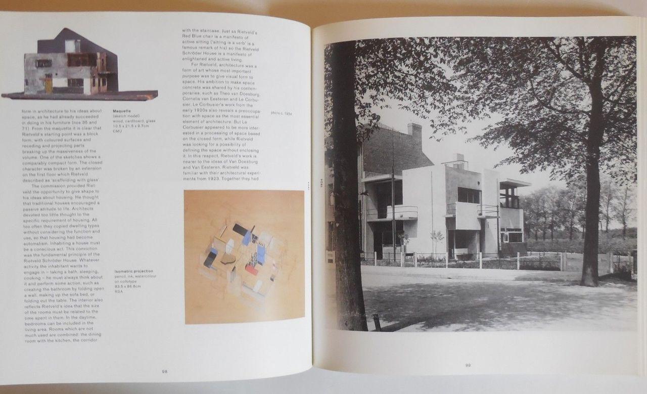 RIETVELD GERRIT: THE COMPLETE WORKS, by Marijke Kuper; Ida van Zijl  - 1992