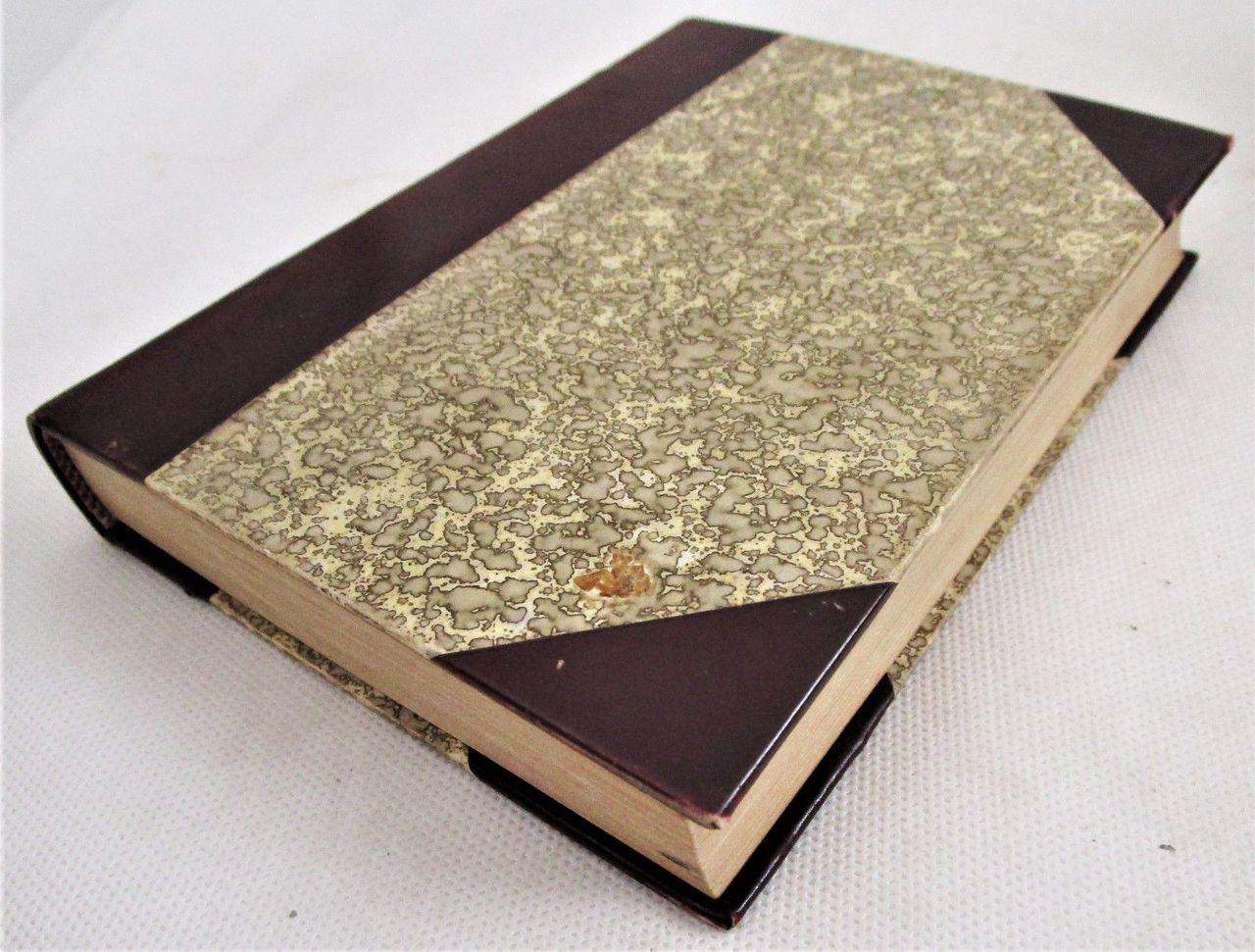 FIVE NOVELS BY JANE AUSTEN - 1888 [5 Vols] Leatherbound Stokes Pride & Prejudice