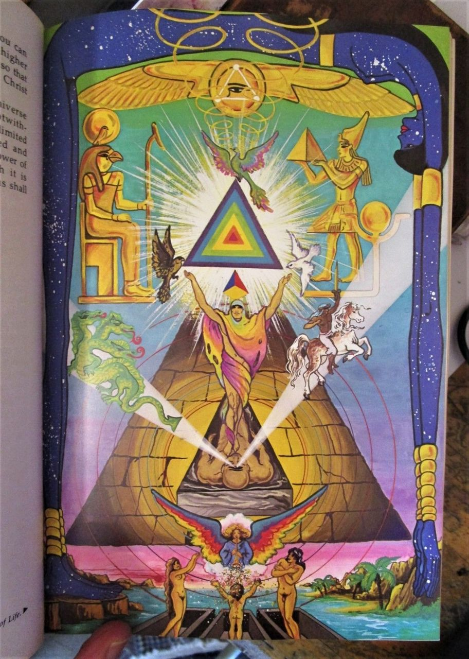 THE BOOK OF KNOWLEDGE: THE KEYS OF ENOCH, JJ Hurtak - 1987 New Age Study Course