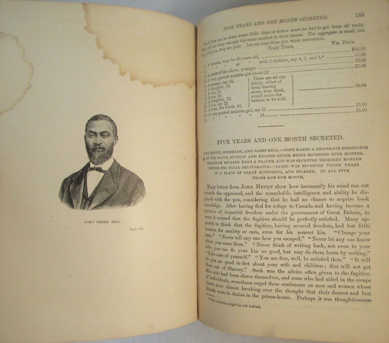 THE UNDERGROUND RAILROAD RECORDS, by William Still - 1872 [1st Ed]