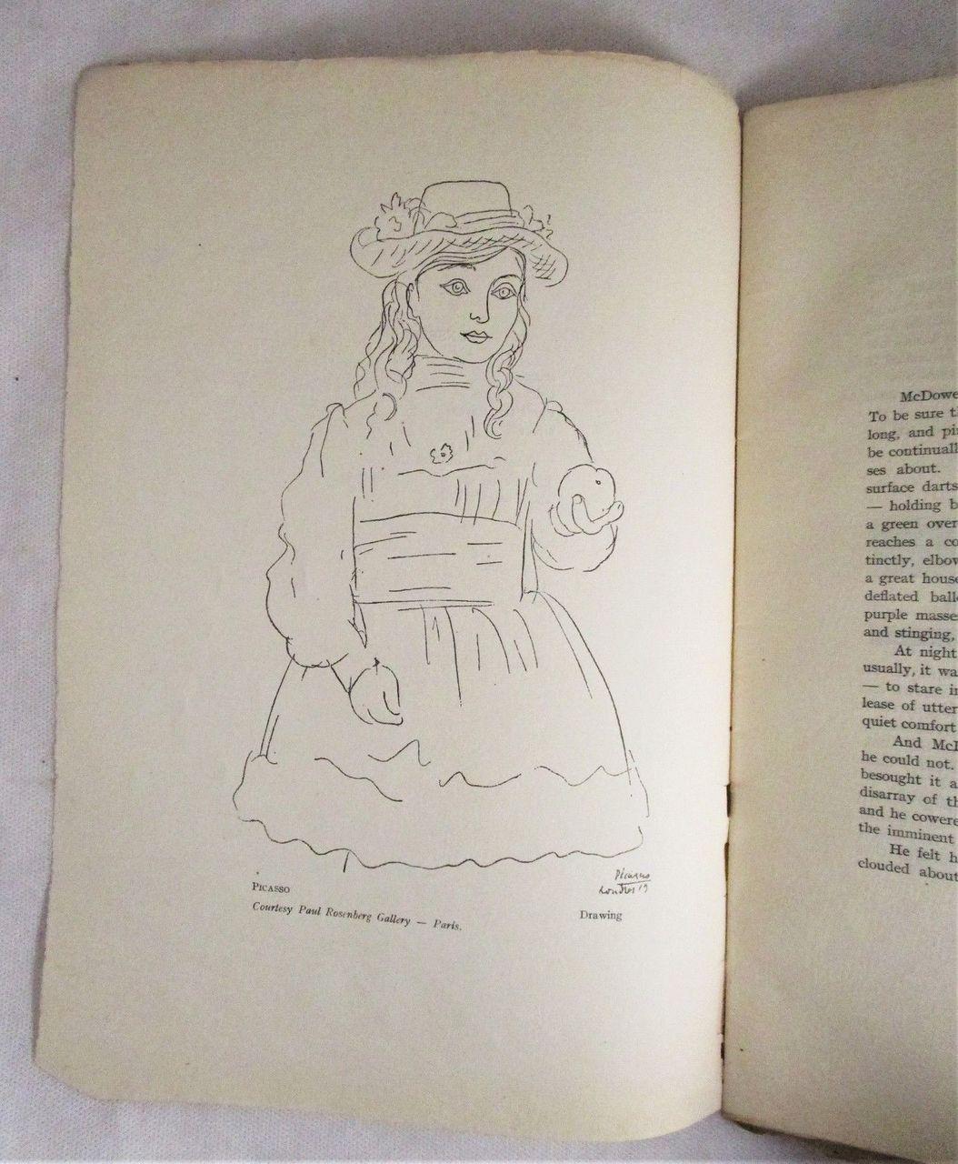 BROOM: INTERNATIONAL MAGAZINE OF THE ARTS - July 1922, Vol 2 #4