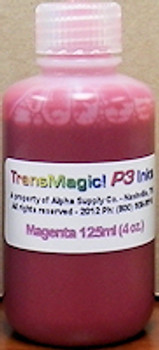 Magenta TransMagic P3 ink