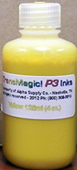 Yellow TransMagic P3 ink
