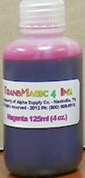 Magenta TransMagic 4 ink