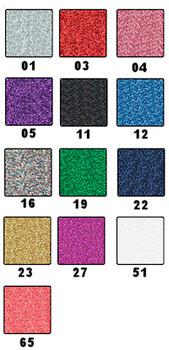 Self Adhesive Glitter 9.5x12
