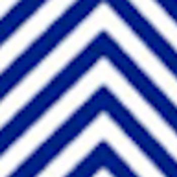 """Fashion Blue Chevron 15"""" x 5yd"""
