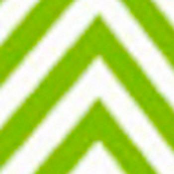 "Fashion Light Green Chevron 15"" x 5yd"