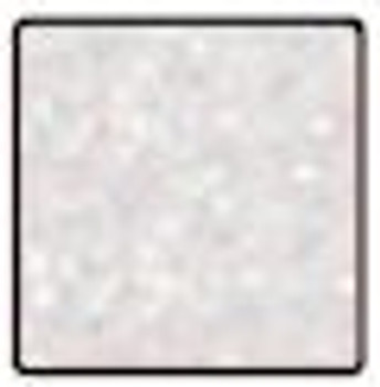 Opaque Rainbow White Glitter 15in x 12in sheet