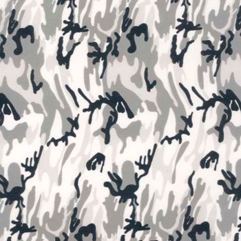"Fashion Army Grey 15"" x 5yd"