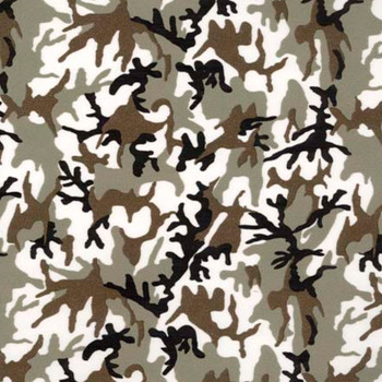 "Fashion Army 15"" x 5yd"