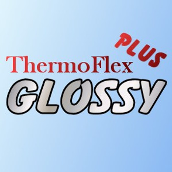 "ThermoFlex Plus Glossy Rolls 15"" x 15'"
