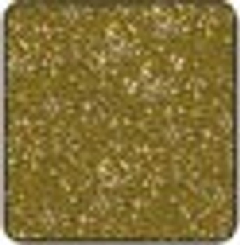 "Metal flake Gold sheet 15"" x 12"""