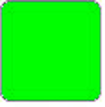 "ThermoFlex PLUS NEON Green sheet 15"" x 12"""