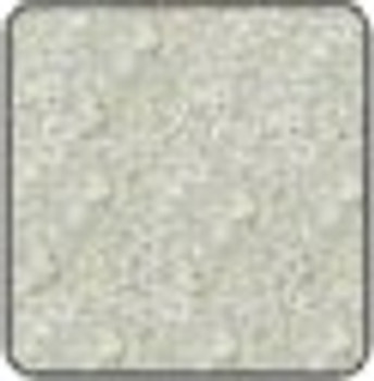 "Metal flake White sheet 15"" x 12"""