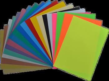 20 Colors of FLEX-Soft