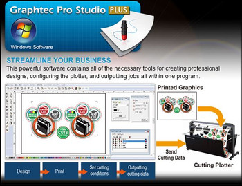 Graphtec Pro Studio PLUS - Software