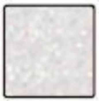 "Opaque White Glitter 15"" x 12"" sheet"