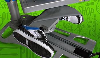 Stahls Hotronix Shoe Platen