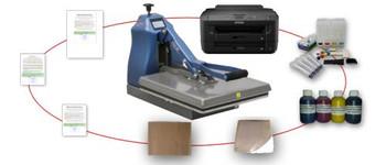 Printer and Heat Press Deal 3