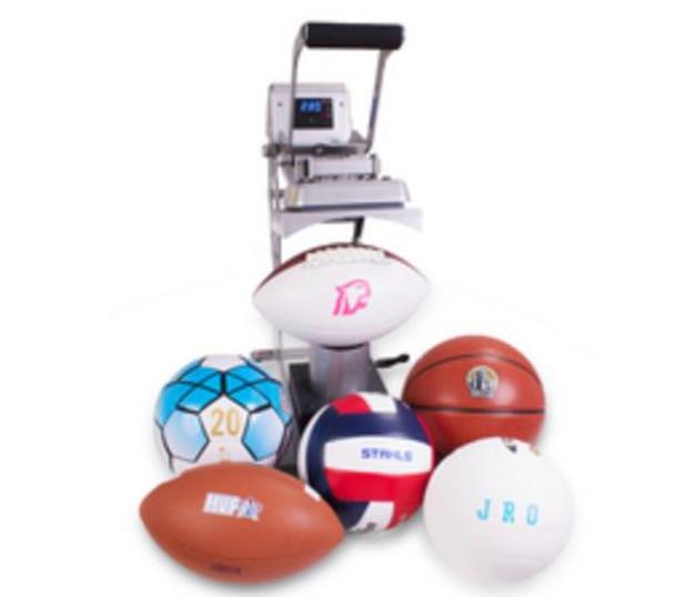 Hotronix Sports Ball Heat Press