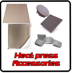Heat press accessories