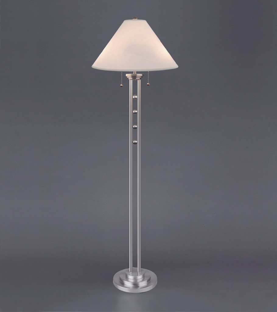 MAGNUM FLOOR LAMP WITH SHADE