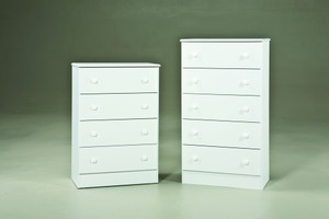 CHEST-5 DRAWER PROMO  - 4 Finishes Available