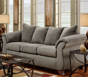 SENSATION GREY SOFA