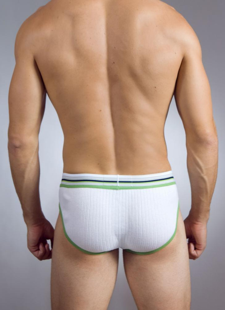 Our Briefs are known for their amazing pouch fit and a great low profile on your waist, drawing attention to your best assets without sacrificing comfort.