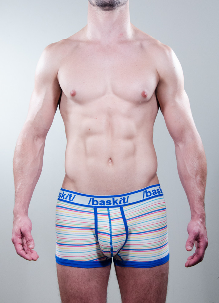 Wild Stripes Low-Rise Trunk