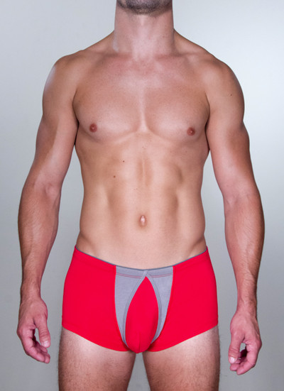 X Square Cut Brief