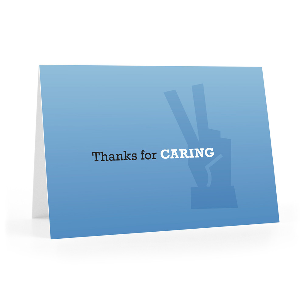 Love Your People Notecards (Thanks for caring)