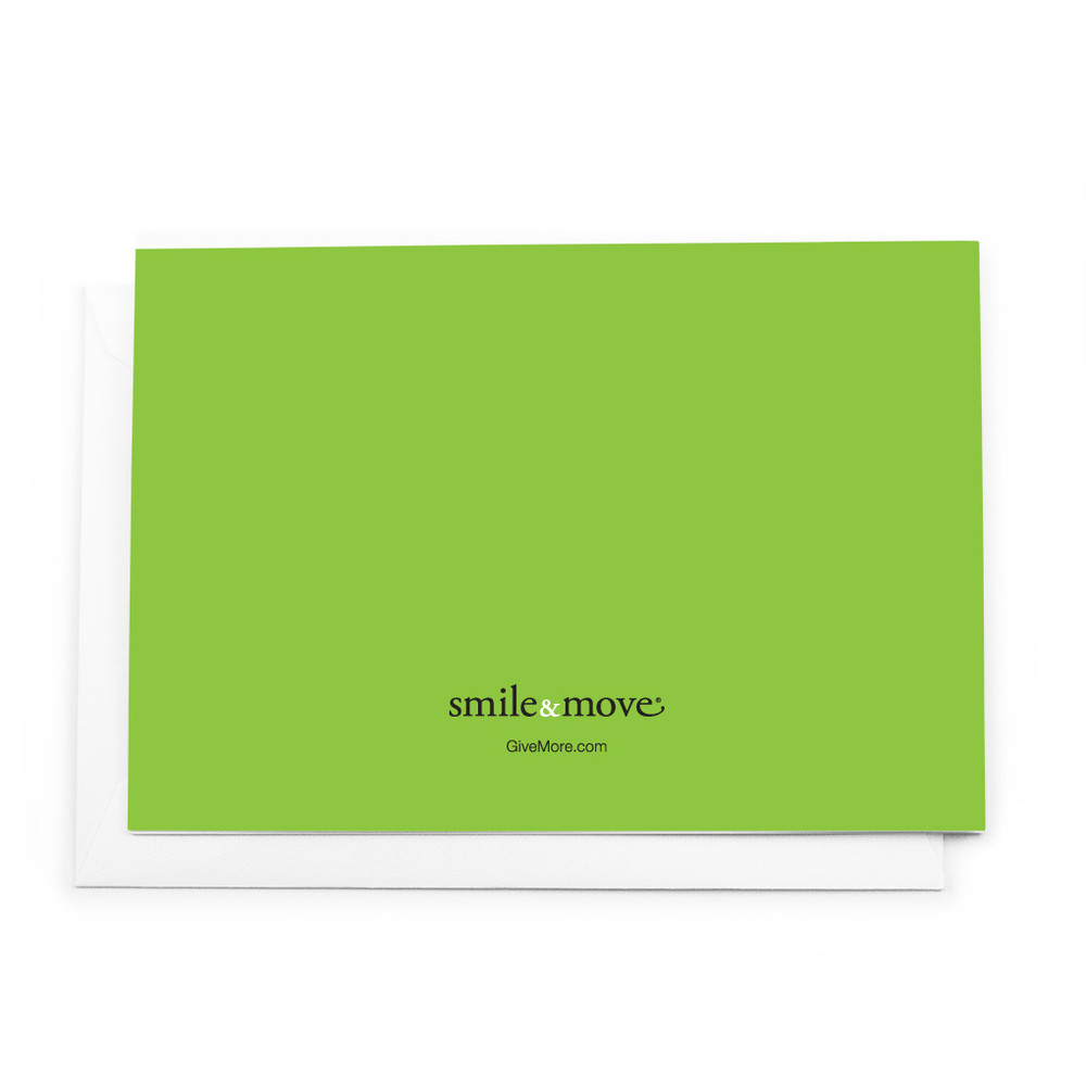 Smile & Move Cards (smarrow)