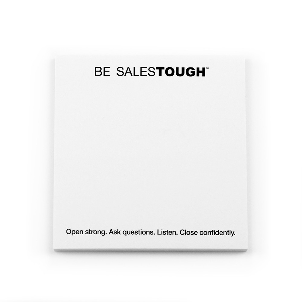 SalesTough Post-it Notes