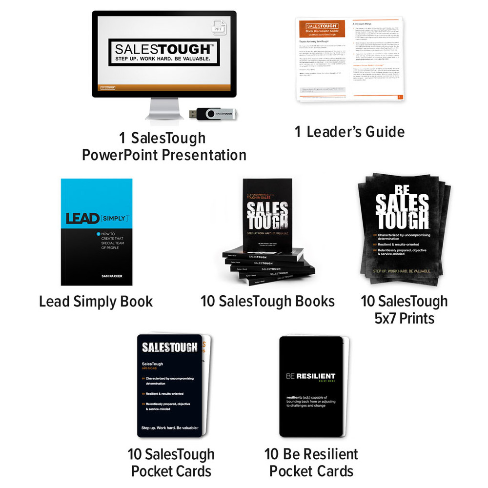 SalesTough PowerPoint® Presentation Package